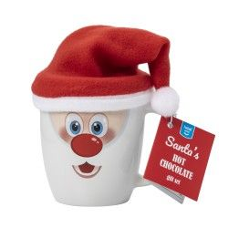Funlab Select Santa's hot chocolate gift set - Smile