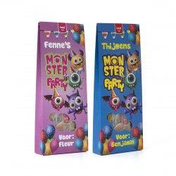 Funlab Partypack - Monster Jongen & Meisje