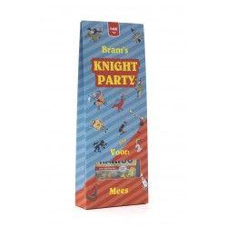 Funlab Partypack - Ridder incl. Snoep