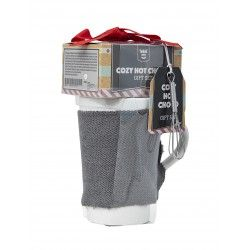 Funlab Select Cozy Hot Chocolate Gift Set - Grijs