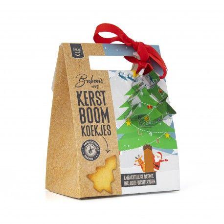 Funlab Bakmix - Kerstboom