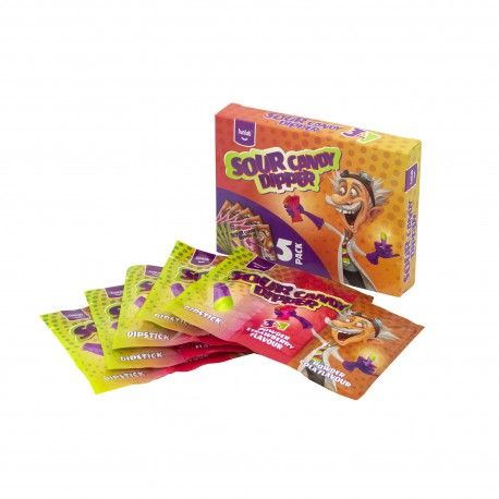 Funlab Sour Candy Dippers 100 gram