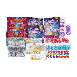 Unicorn traktatie pakket - 24 stuks