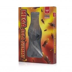 Funlab MEGA gummy cola bottle 150 gram