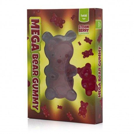 Funlab MEGA gummy bear 150 gram
