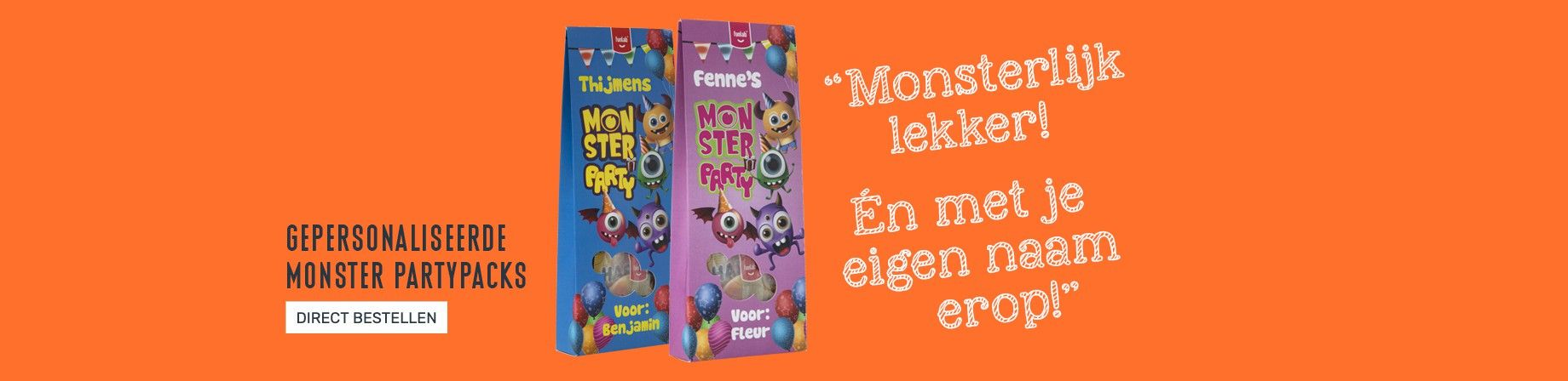 Funlab Partypack Monsters